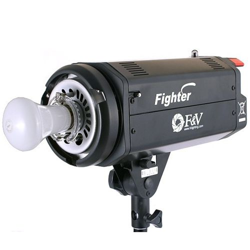Studio light, flash F & V Fighter FV-400 (400J)