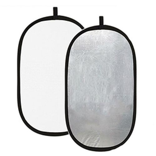 Reflector F & V 2in1 Silver / White 120 * 180cm