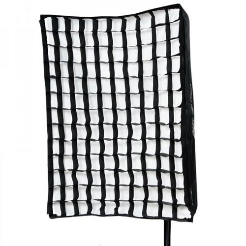 Softbox with grid F&V SBG5070 50x70cm for flares